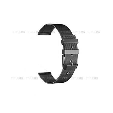 خرید بند ساعت هواوی Huawei watch Gt 2 46mm مدل حصیری Mesh Steel