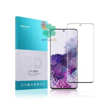 خرید گلس 3D نیلکین گوشی سامسونگ Samsung Galaxy S20 Plus / 5G مدل CP+ Max