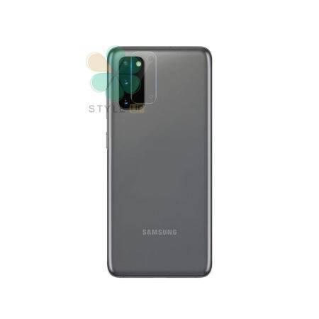 خرید گلس لنز دوربین نیلکین گوشی سامسونگ Galaxy S20 مدل Invisifilm