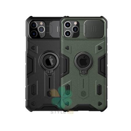 خرید قاب محافظ نیلکین گوشی آیفون iPhone 11 Pro مدل CamShield Armor