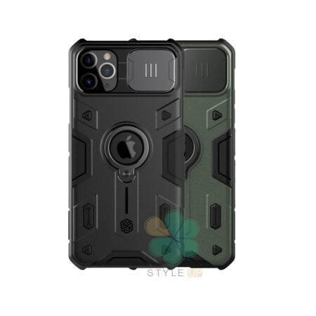 خرید قاب محافظ نیلکین گوشی آیفون iPhone 11 Pro Max مدل CamShield Armor