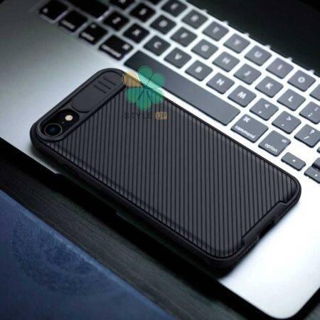 عکس قاب محافظ نیلکین گوشی اپل آیفون iPhone SE 2020 مدل CamShield