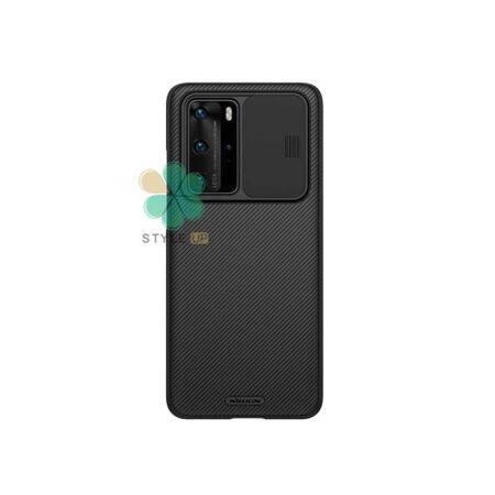 خرید قاب محافظ نیلکین گوشی هواوی Huawei P40 Pro مدل CamShield