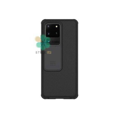 خرید قاب محافظ نیلکین گوشی سامسونگ Galaxy S20 Ultra / 5G مدل CamShield