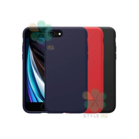 خرید قاب سیلیکونی نیلکین گوشی ایفون iPhone 7 / 8 مدل Flex Pure