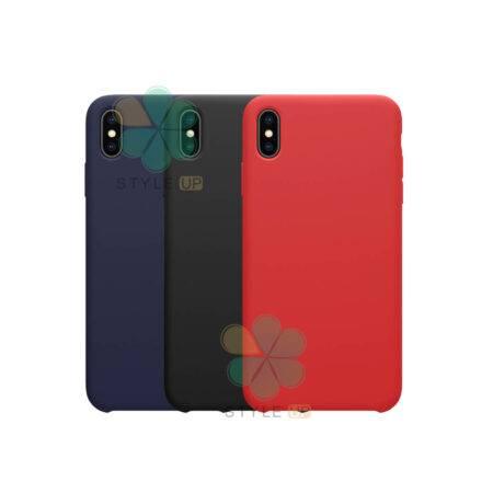 خرید قاب سیلیکونی نیلکین گوشی آیفون iPhone X - 10 مدل Flex Pure