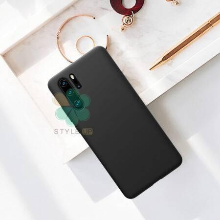 عکس قاب سیلیکونی نیلکین گوشی هواوی Huawei P30 Pro مدل Flex Pure
