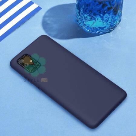 عکس قاب سیلیکونی نیلکین گوشی سامسونگ Galaxy A71 مدل Flex Pure