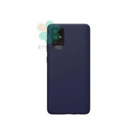 خرید قاب سیلیکونی نیلکین گوشی سامسونگ Galaxy A71 مدل Flex Pure