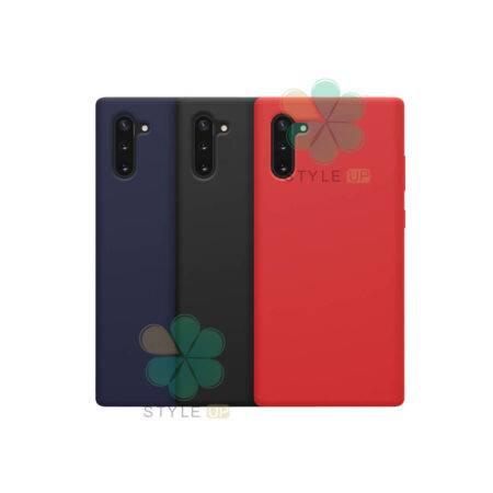 خرید قاب سیلیکونی نیلکین گوشی سامسونگ Galaxy Note 10 مدل Flex Pure