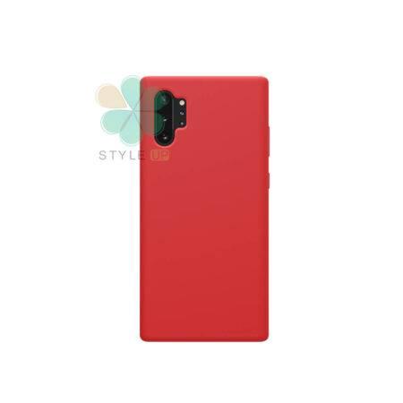 خرید قاب سیلیکونی نیلکین گوشی سامسونگ Galaxy Note 10 Plus مدل Flex Pure