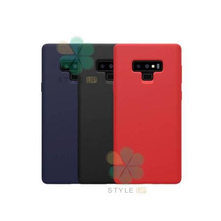 خرید قاب سیلیکونی نیلکین گوشی سامسونگ Galaxy Note 9 مدل Flex Pure