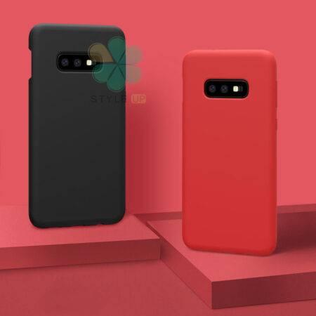 عکس قاب سیلیکونی نیلکین گوشی سامسونگ Galaxy S10e مدل Flex Pure