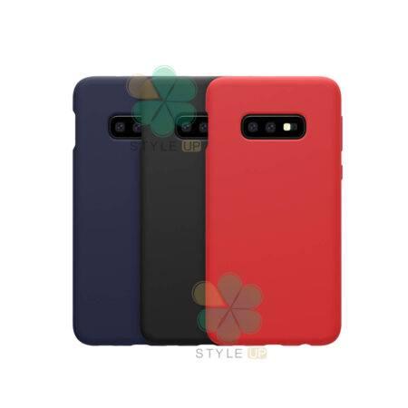 خرید قاب سیلیکونی نیلکین گوشی سامسونگ Galaxy S10e مدل Flex Pure