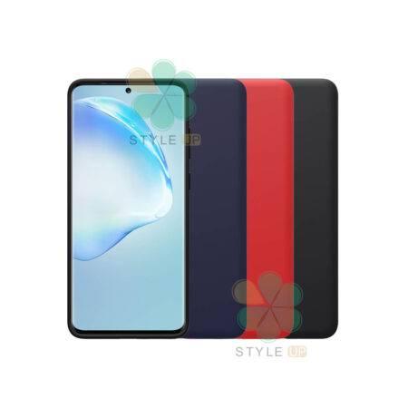 خرید قاب سیلیکونی نیلکین گوشی سامسونگ Galaxy S20 Plus مدل Flex Pure