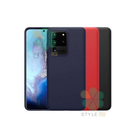 خرید قاب سیلیکونی نیلکین گوشی سامسونگ Galaxy S20 Ultra مدل Flex Pure