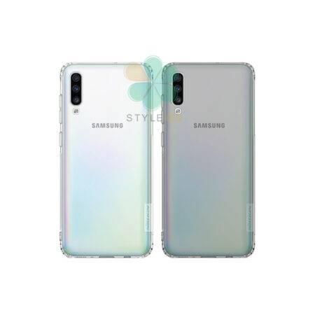 خرید قاب ژله ای نیلکین گوشی سامسونگ Samsung Galaxy A70 مدل Nature TPU