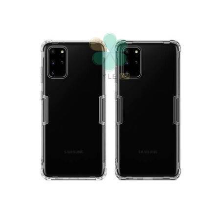 خرید قاب ژله ای نیلکین گوشی سامسونگ Galaxy S20 Plus مدل Nature TPU