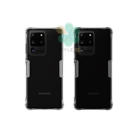 خرید قاب ژله ای نیلکین گوشی سامسونگ Galaxy S20 Ultra مدل Nature TPU