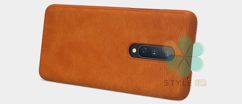 خرید کیف چرمی نیلکین گوشی وان پلاس 8 - OnePlus 8 مدل Qin