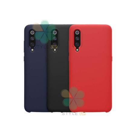 خرید قاب سیلیکونی نیلکین گوشی شیائومی Xiaomi Mi 9 مدل Flex Pure
