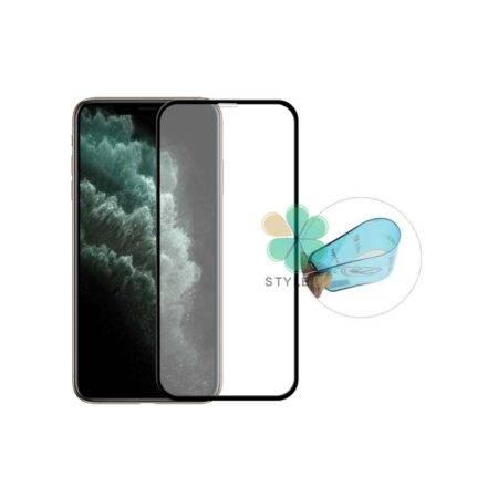 خرید محافظ صفحه گلس گوشی آیفون Apple iPhone 11 Pro Max مدل Polymer nano