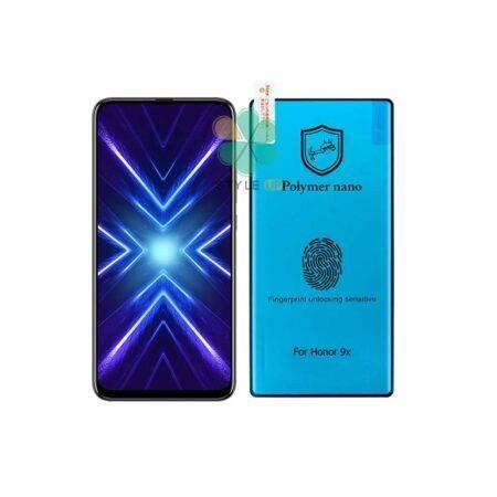خرید محافظ صفحه گلس گوشی هواوی Huawei Honor 9x مدل Polymer nano