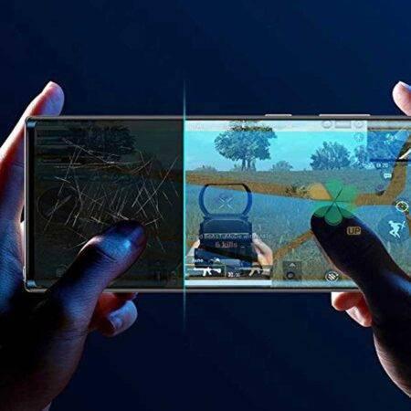 عکس محافظ صفحه گلس گوشی هواوی Huawei Nova 5T مدل Polymer nano