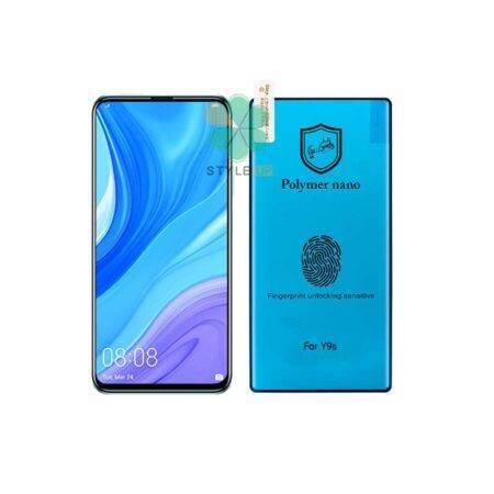 خرید محافظ صفحه گلس گوشی هواوی Huawei Y9s مدل Polymer nano