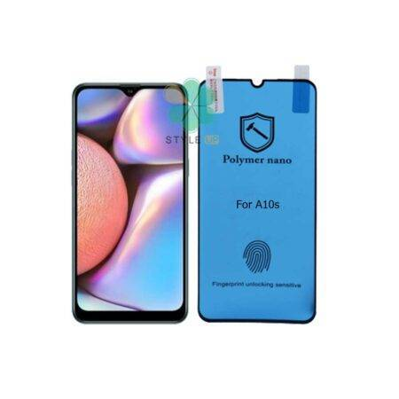 خرید محافظ صفحه گلس گوشی سامسونگ Galaxy A10s مدل Polymer nano