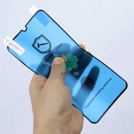 عکس محافظ صفحه گلس گوشی شیائومی Redmi 9C مدل Polymer nano