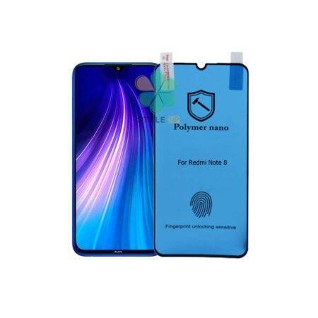 خرید محافظ صفحه گلس گوشی شیائومی Redmi Note 8 مدل Polymer nano
