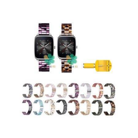 خرید بند ساعت ایسوس Asus Zenwatch 2 Wi501Q مدل رزینی