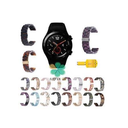 خرید بند ساعت هواوی واچ Huawei Watch 2 Sport مدل رزینی