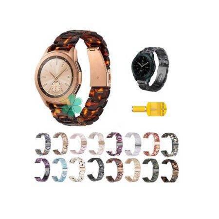 خرید بند ساعت سامسونگ Samsung Galaxy Watch 42mm مدل رزینی
