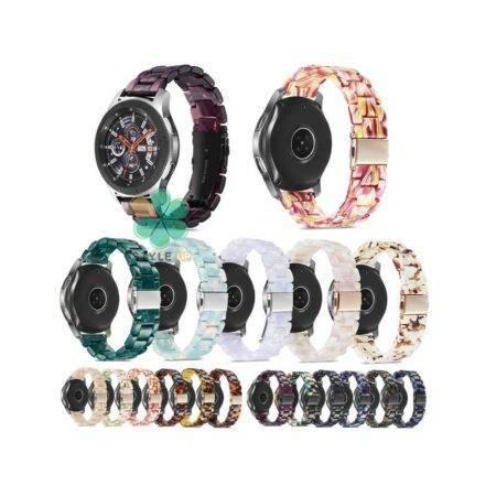خرید بند ساعت سامسونگ Samsung Galaxy Watch 46mm مدل رزینی