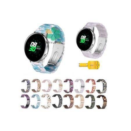 خرید بند ساعت سامسونگ Samsung Galaxy Watch Active مدل رزینی