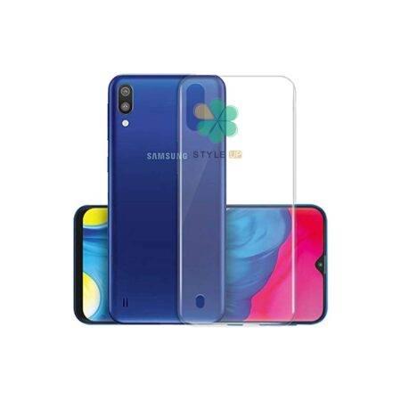 خرید قاب گوشی سامسونگ Samsung Galaxy M01 مدل ژله ای شفاف