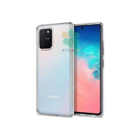 خرید قاب گوشی سامسونگ Samsung Galaxy S10 Lite مدل ژله ای شفاف