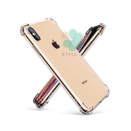 خرید قاب ژله ای گوشی آیفون Apple iPhone X - 10 مدل کپسول دار