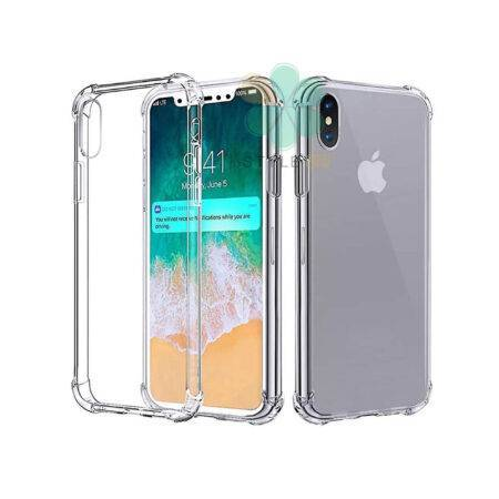 خرید قاب ژله ای گوشی آیفون Apple iPhone XS Max مدل کپسول دار