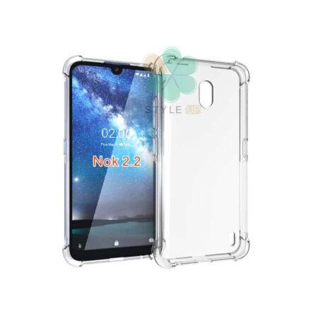 خرید قاب ژله ای گوشی نوکیا Nokia 2.2 مدل کپسول دار
