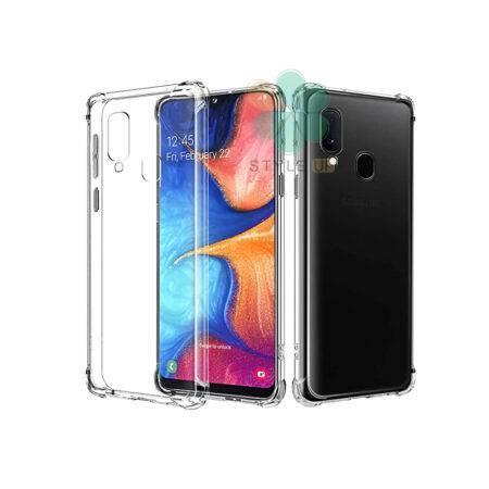 خرید قاب ژله ای گوشی سامسونگ Galaxy A30 مدل کپسول دار