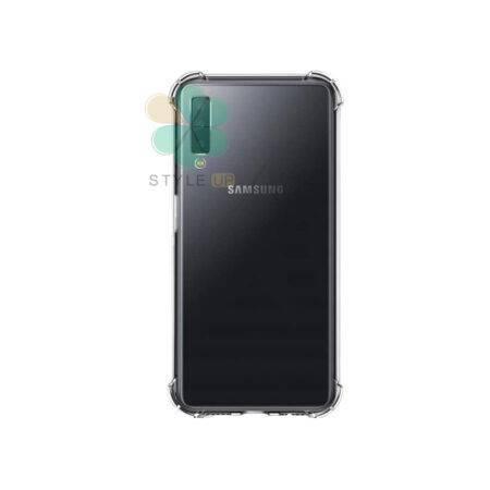 عکس قاب ژله ای گوشی سامسونگ Galaxy A7 2018 مدل کپسول دار