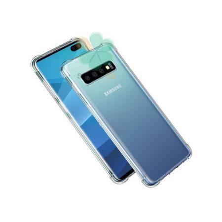 خرید قاب ژله ای گوشی سامسونگ Galaxy S10 Plus مدل کپسول دار