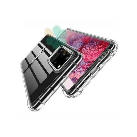 تصویر قاب ژله ای گوشی سامسونگ Galaxy S20 Ultra مدل کپسول دار