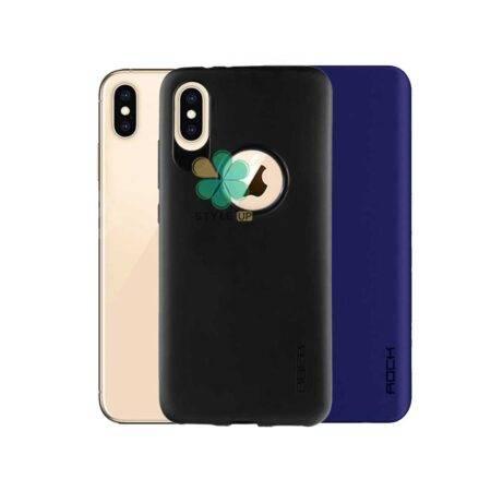 خرید قاب محافظ گوشی اپل آیفون Apple iPhone X / XS مدل Rock