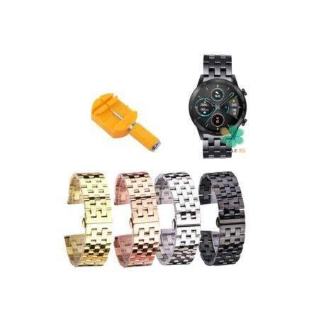 خرید بند ساعت هوشمند هواوی Huawei Honor MagicWatch 2 46mm استیل 5Bead