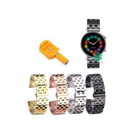 خرید بند ساعت هوشمند هواوی Huawei Watch GT 2 42mm استیل 5Bead