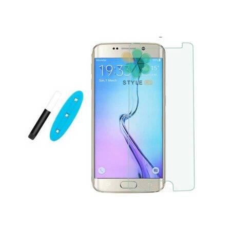 خرید گلس UV گوشی سامسونگ Samsung Galaxy S6 edge